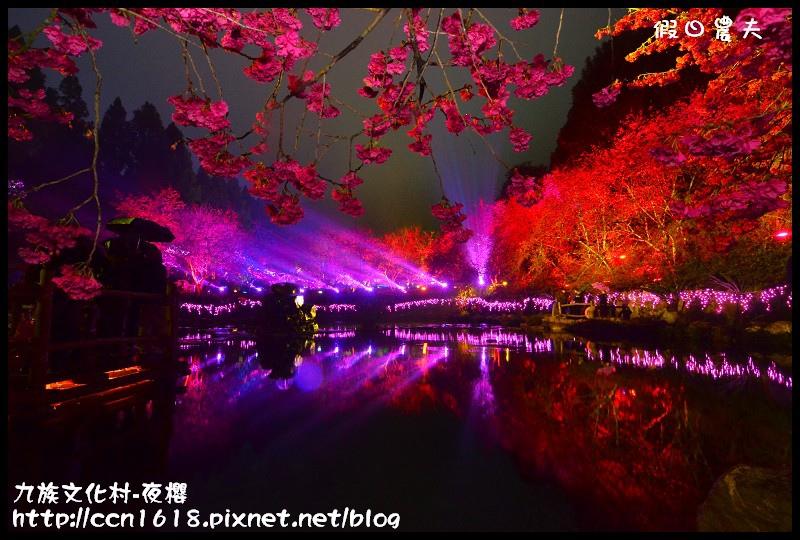 九族文化村-夜櫻DSC_4876