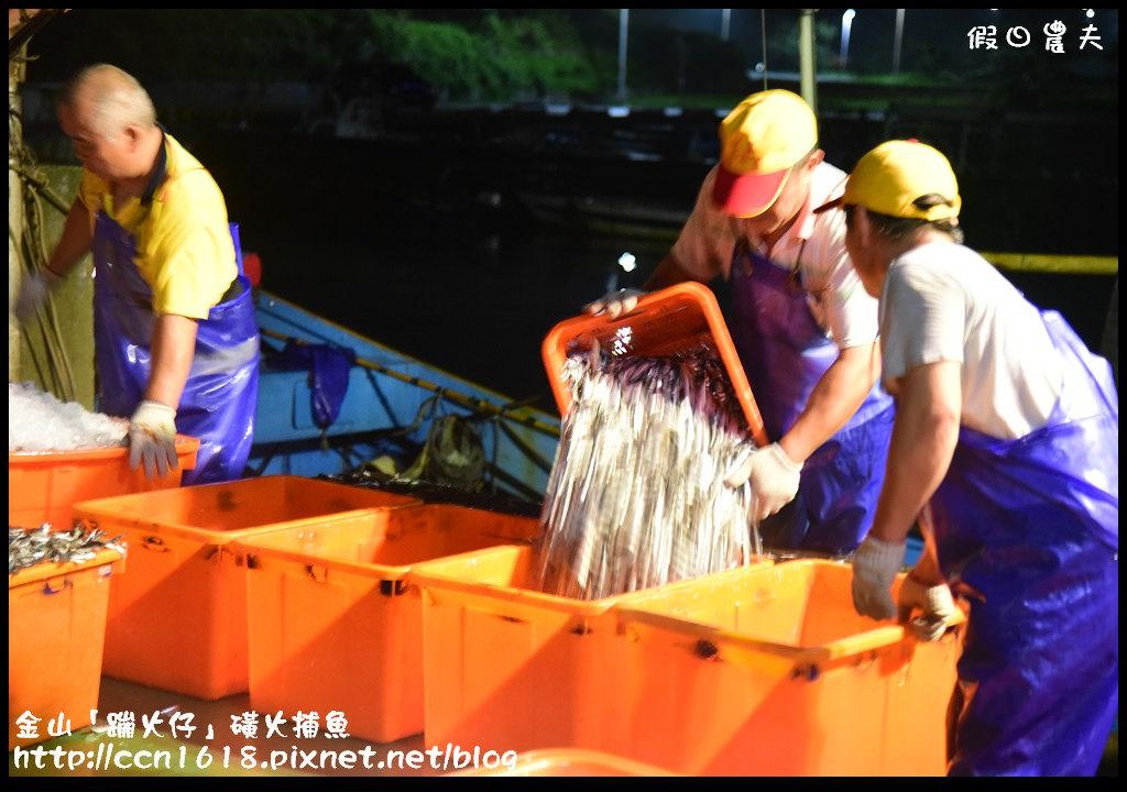 金山「蹦火仔」磺火捕魚DSC_0403