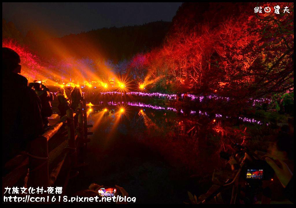 九族文化村-夜櫻DSC_4927