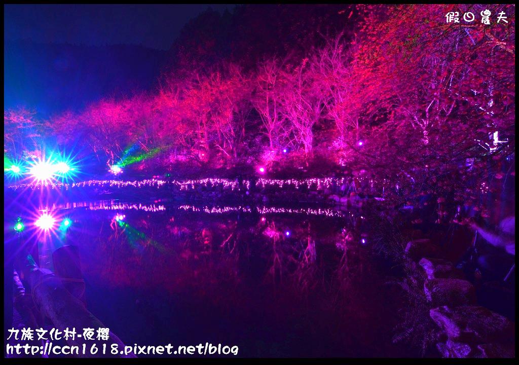 九族文化村-夜櫻DSC_4953