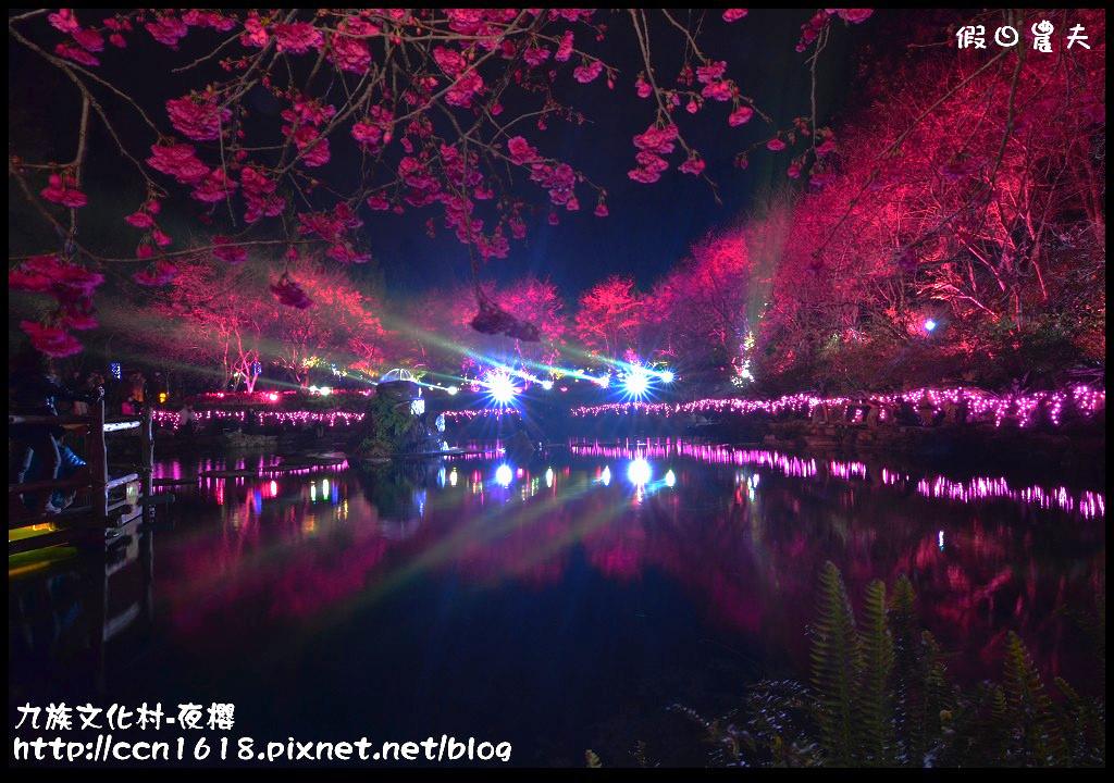 九族文化村-夜櫻DSC_4972