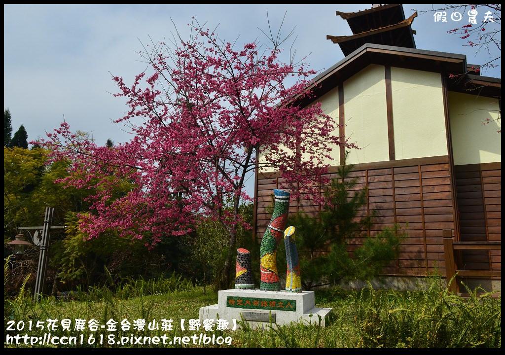 2015花見鹿谷-金台灣山莊【野餐趣】DSC_3338