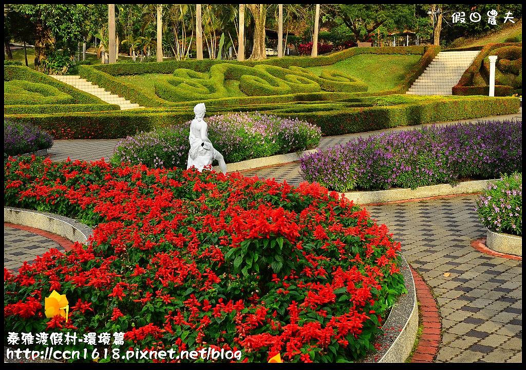 泰雅渡假村-環境篇DSC_0461