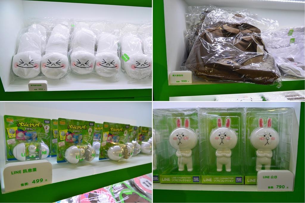 LINE FRIENDS互動樂園-台中場0004