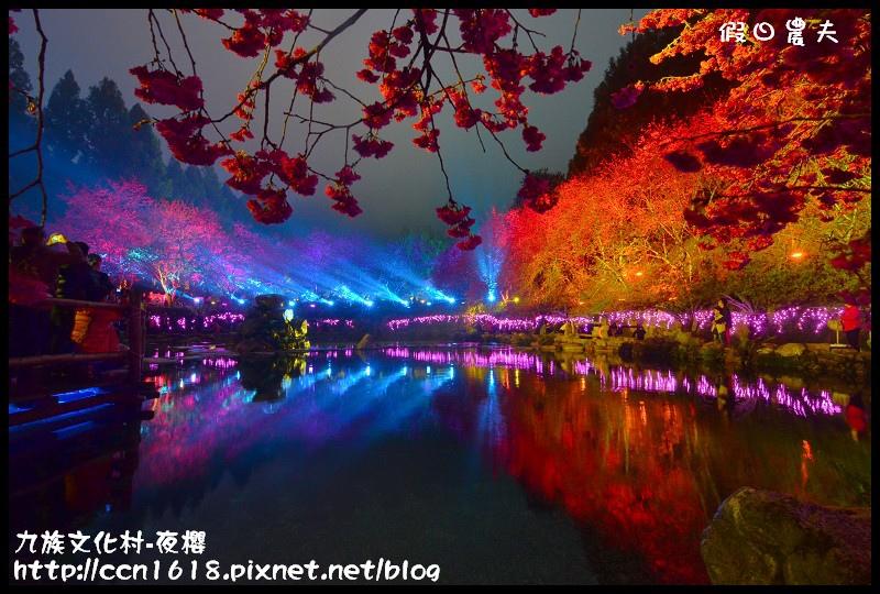九族文化村-夜櫻DSC_4821