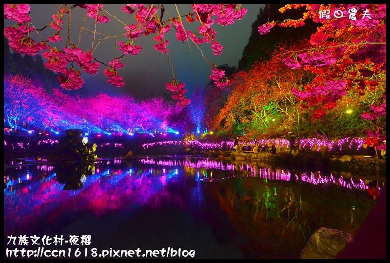 九族文化村-夜櫻DSC_4834