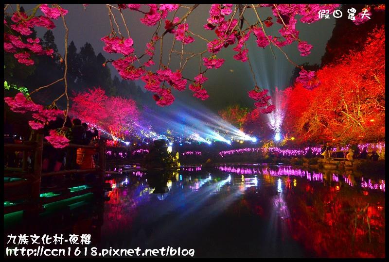 九族文化村-夜櫻DSC_4837