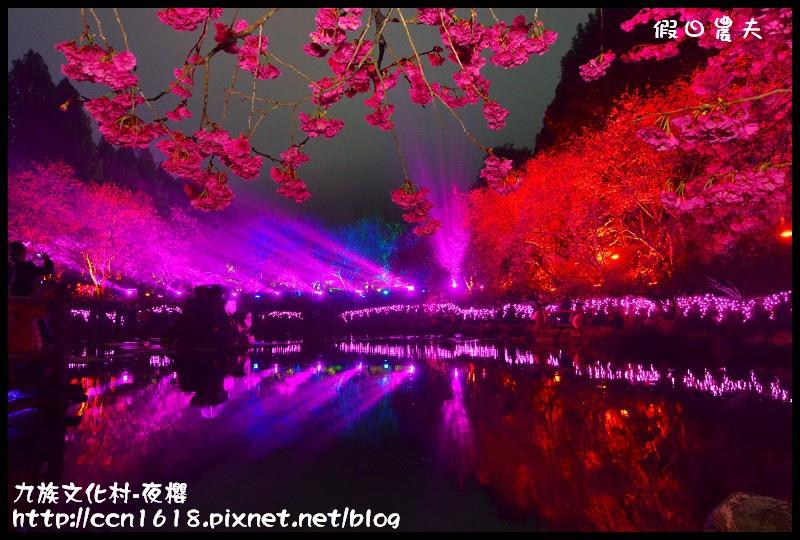 九族文化村-夜櫻DSC_4838