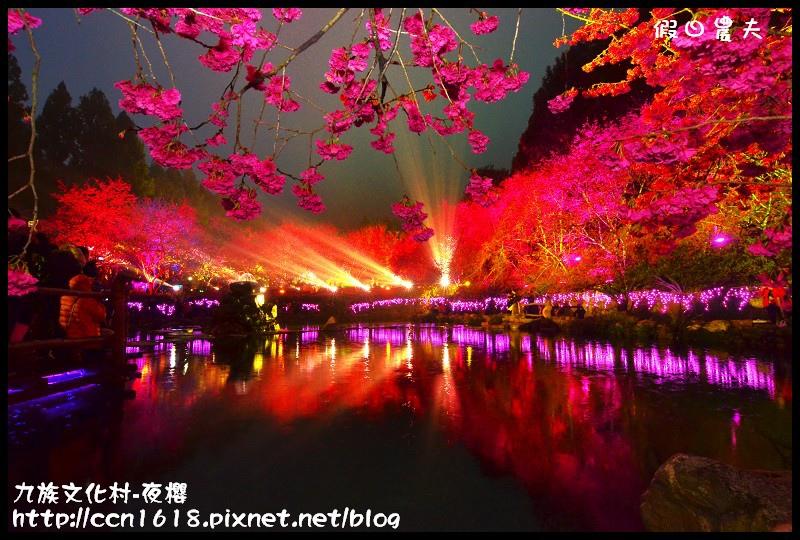 九族文化村-夜櫻DSC_4841