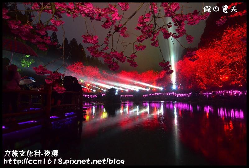 九族文化村-夜櫻DSC_4848