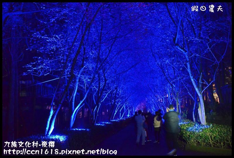 九族文化村-夜櫻DSC_5002