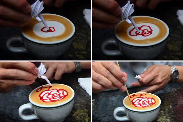 紅果咖啡E0002