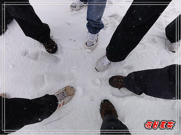 合歡山下雪了DSC09126