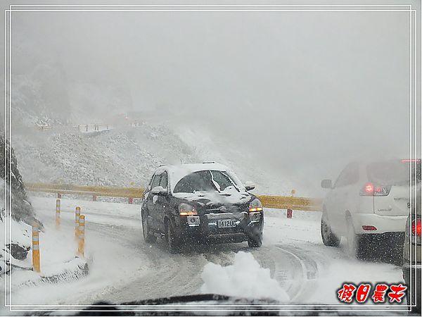 合歡山下雪了DSCF9523