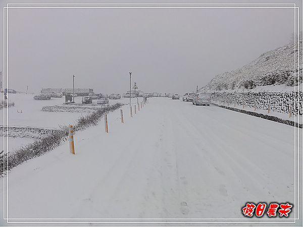 合歡山下雪了DSC09127