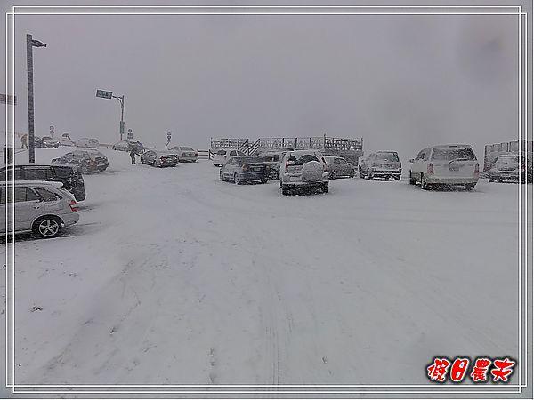 合歡山下雪了DSC09131