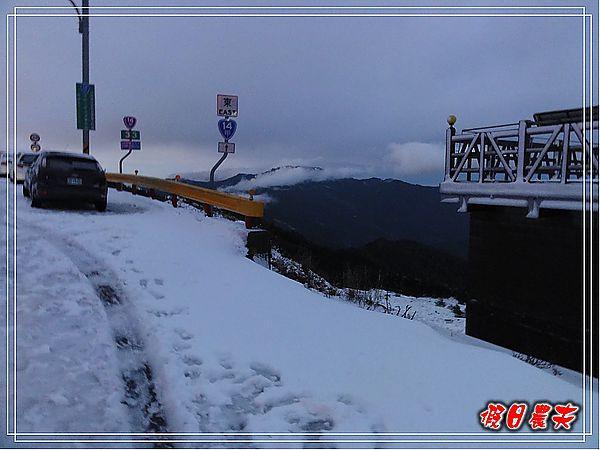 合歡山下雪了DSC09200