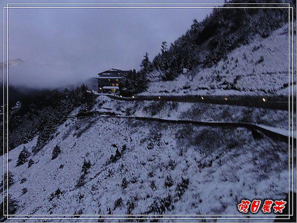 合歡山下雪了DSC09205