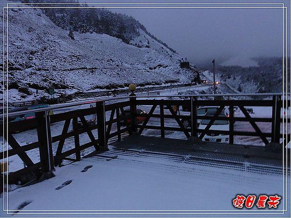 合歡山下雪了DSC09207